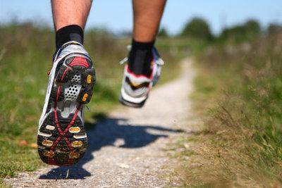 Durch regelmäßiges Joggen können Sie Ihre Ausdauer trainieren!