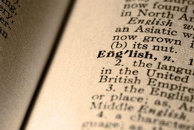 Wenn Sie ein englisches Buch lesen, sollten Sie immer ein Wörterbuch zur Hand haben.
