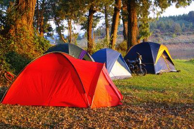 Zelten - ein wunderbares Naturerlebnis