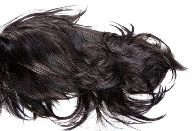 Für viele beneidenswert: Dickes, langes Haar.