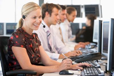 Der Traum ein eigenes Call Center zu eröffnen, hängt vor allem an einem fundierten Businessplan.