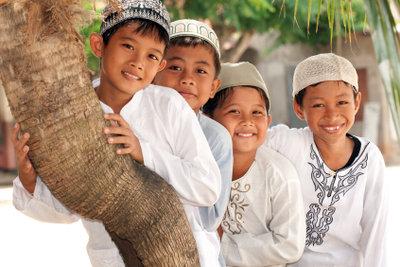 Islam als Faszination für Andersgläubige. So konvertieren Sie zum Islam.