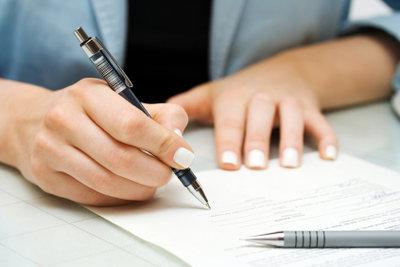 Unterschreiben Sie eine Arbeitsvertragsänderung lieber nicht vorschnell.