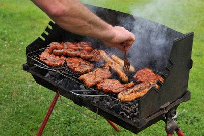 Marinaden - wichtig für Geschmack und Konsistenz des Grillfleisches.