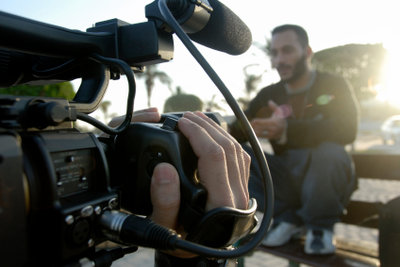Ein lukrativer Nebenjob: Statistenrolle vor der Fernsehkamera