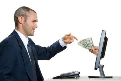 Mit PayPal können Sie weltweit kostenlos Geld versenden.
