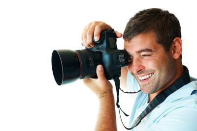 Für viele ein Traum: Als Profifotograf arbeiten.