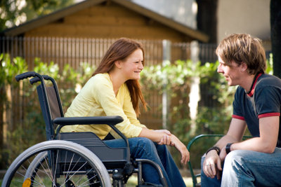So können Sie einen Rollstuhl mieten.