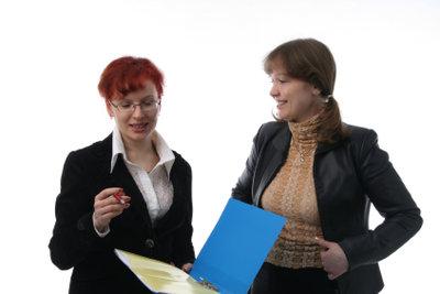 Der Aufbau einer Bewerbung ist wichtig, weil der erste Eindruck zählt.