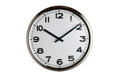 Ein gut strukturierter Tagesplan ist das Wichtigste für ein gutes Zeitmanagement.