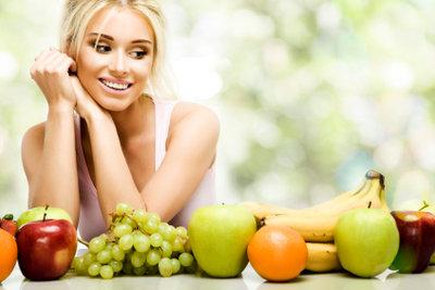 So essen Sie gesund und schmackhaft, aber ohne zu hungern.