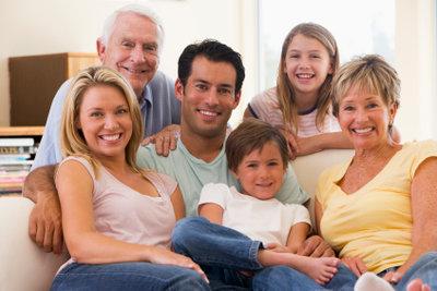 Ein Zeitzeugnis für viele Generationen - das Familienfoto.