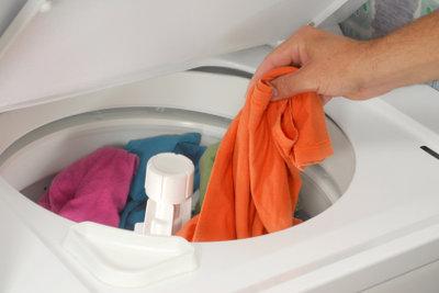 Was tun gegen einen stinkenden Waschmaschinenabfluss?