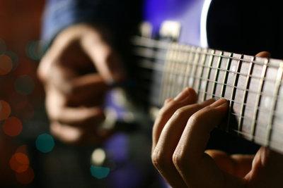 Restaurierte Musikinstrumente machen natürlich viel mehr Spaß zum Spielen.
