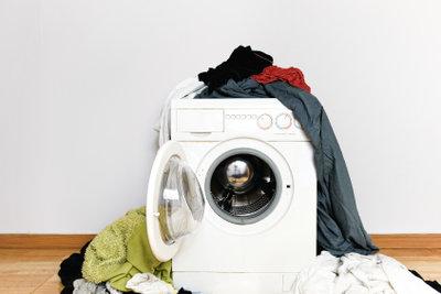 So waschen Sie sonntags Ihre Wäsche ohne Ruhestörung!