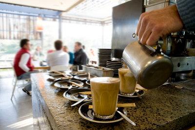 Ein eigenes Café zu eröffnen ist der Traum vieler Selbständiger.