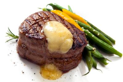 Rinderfilet aus dem Backofen ist ein Hochgenuss.