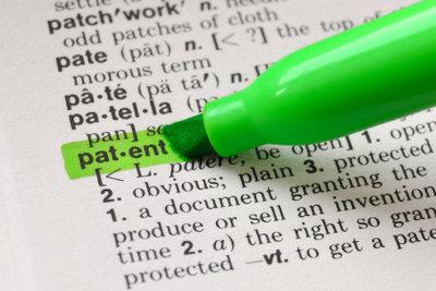 Viele Patente lassen sich online suchen.