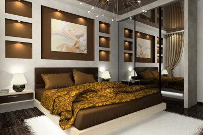 Mit den richtigen Ideen wird's gemütlich im Schlafzimmer.