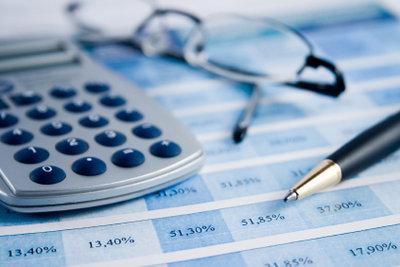 Die Cash Flow-Berechnung gibt Aufschluss über das finanzielle Potential einer Firma.