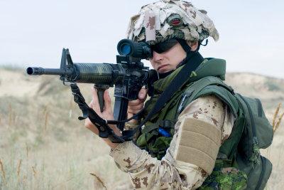 So schaffen Sie es zur Bundeswehr.