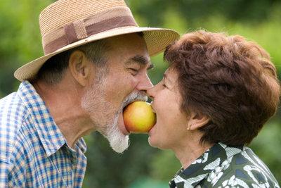 Auch morgen noch schmerzfrei einen Apfel essen, deshalb häufig seinen Mund spülen.