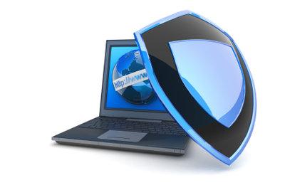 Eine Firewall schützt Ihren Computer vor Bedrohungen anderer Netzwerke.