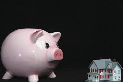 Beim Sparschwein gibt es keine Zinsen, bei einem Mietkautionskonto schon.