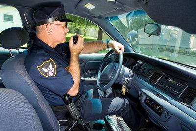 Um Polizist zu werden, muss man ein schwieriges Auswahlverfahren überstehen.