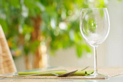kalk von glas entfernen