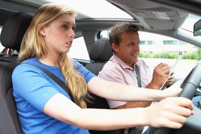 So vermeiden Sie Fehler bei der Führerscheinprüfung.