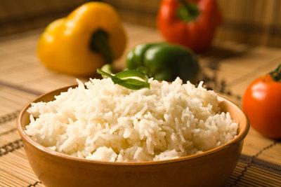 Reis sollten Sie vor dem Einfrieren gut verpacken.