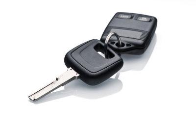 Die Schlüssel vom Auto sind da, aber der Kfz-Brief ist verloren gegangen.