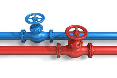 Die Warmwasseraufbereitung ist umwelttechnisch optimal.