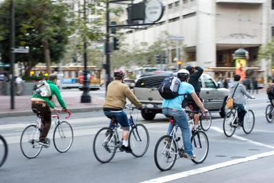 Mit etwas Glück finden Sie ein günstiges Fahrrad bei Fahrradversteigerungen.