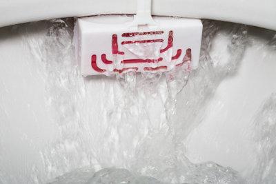 Wenn die Toilettenspülung nachläuft, muss nicht gleich der Handwerker kommen!