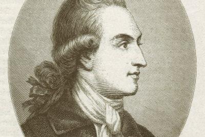 Junger Wilder - Goethe war wohl eines der bedeutensten Gesichter des Sturm und Drangs.