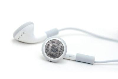 Trotz fehlender Aus-Taste kann man den iPod natürlich auch ausschalten.