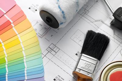 Welchen Farbton möchten Sie in Ihre Wandfarbe mischen?