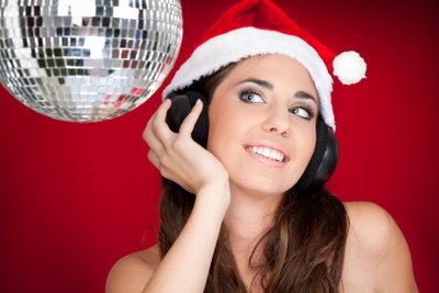 An Weihnachten und Neujahr können Sie auch alleine richtig Spaß haben.