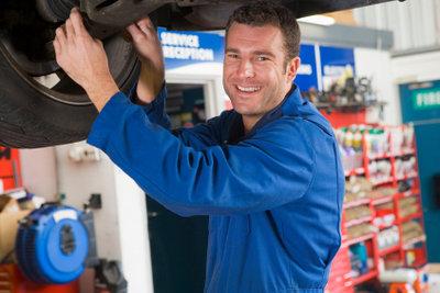 Bei Benzin im Dieselmotor bringen Sie Ihr Auto lieber in die Werkstatt.