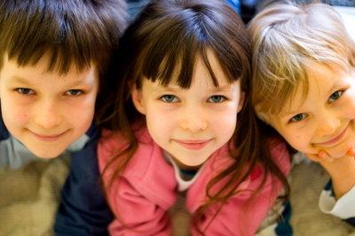 Auf einer Übernachtungsparty dürfen Kinder ruhig wild sein.