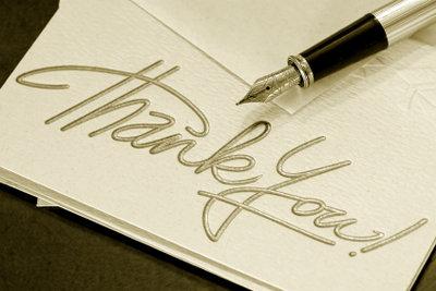 Abschiedsbrief an Lehrerin: Ein Dank kommt immer an.