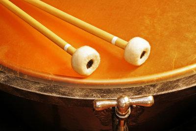 Ein Hang Drum ist keine Trommel, wohl aber eine Klangskulptur.