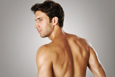Das Enthaaren des Rückens ist ein Ausdruck des derzeitigen Schönheitsideals.