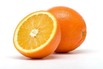 Auch Orangen sind eine wichtige Zutat.