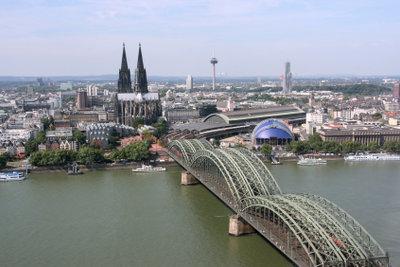 In Köln warten auch bei Regenwetter viele Freizeitangebote auf Sie.