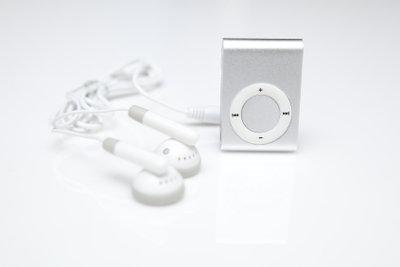 Der iPod muss hin und wieder auch mal aufgeräumt werden!