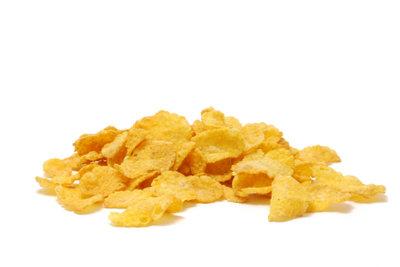 Probieren Sie eine Panade aus Cornflakes!