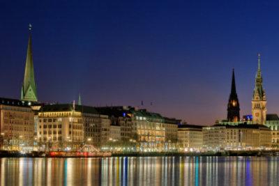Hamburg hat Touristen viel zu bieten.